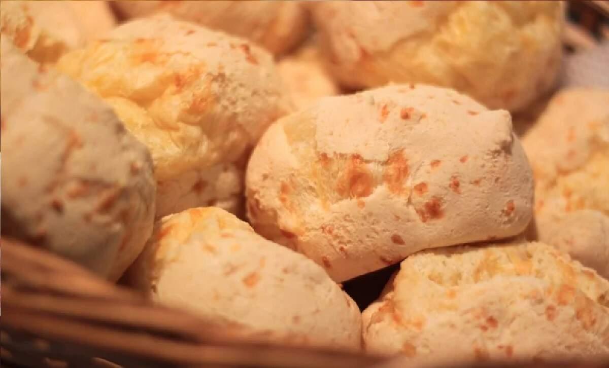 Pão de queijo (Foto: Reprodução pixabay)