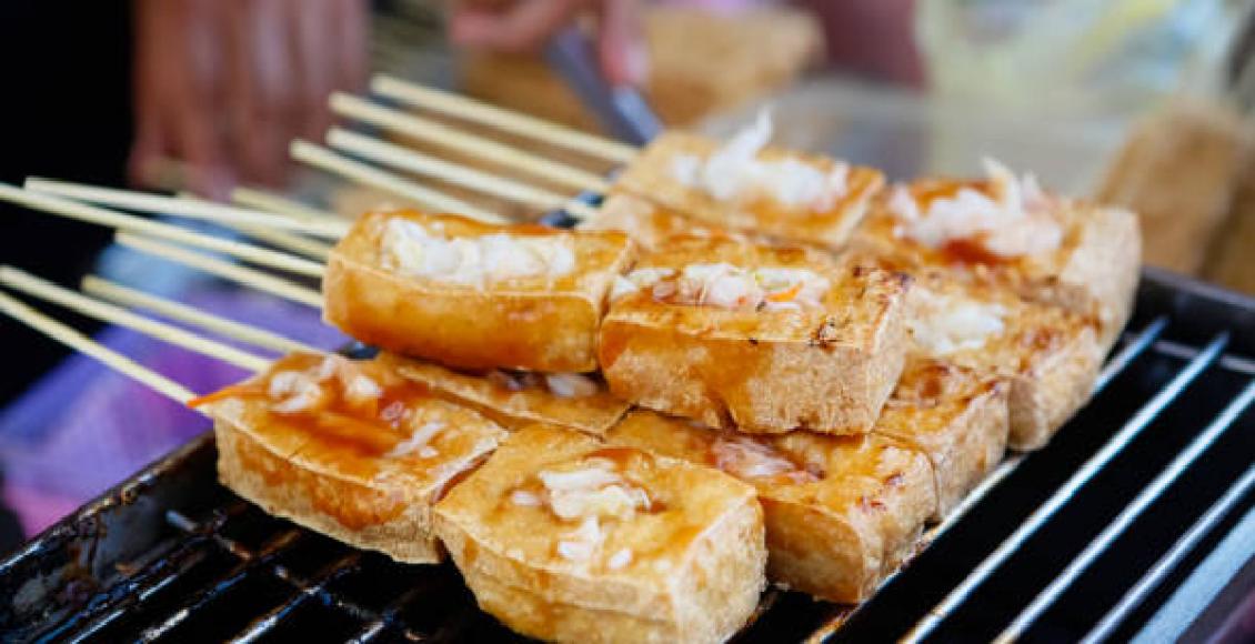Tofu grelhado (Foto: Reprodução Istock)